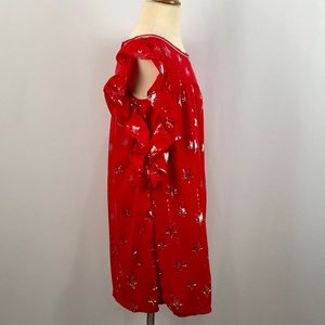 Cat & Jack Dresses - Cat & Jack Girls Ruffle Accent Dress